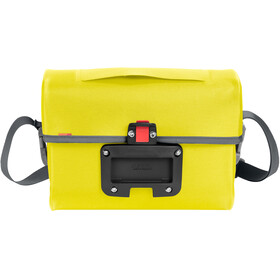 VAUDE Aqua Box Torba na kierownicę, żółty
